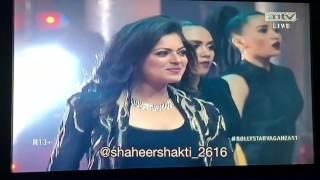 Shakti Arora & Drashti Dhami dancing on Malang