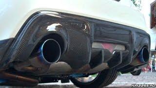 Sound Comparison: Toyota GT86 Vs. Focus RS Vs. Impreza STi