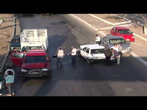 SS implementa estrategias de prevención de accidentes automovilísticos