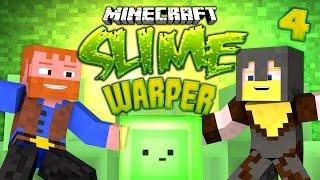 Minecraft ★ SLIME WARPER (4) - Dumb & Dumber