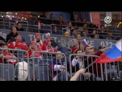RUSSIA - KAZAKHSTAN 4:1 █ IIHF WORLDS 2010 █ HIGHLIGHTS