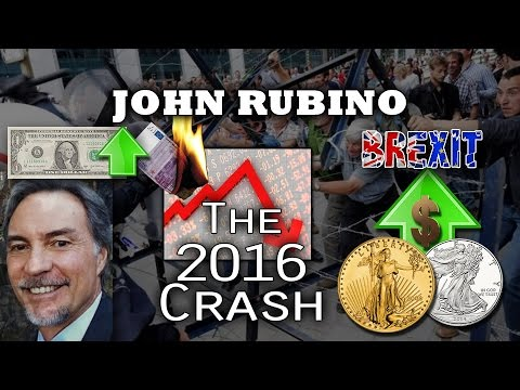 Brexit is Trigger event for Financial Markets and Political Chaos - John Rubino