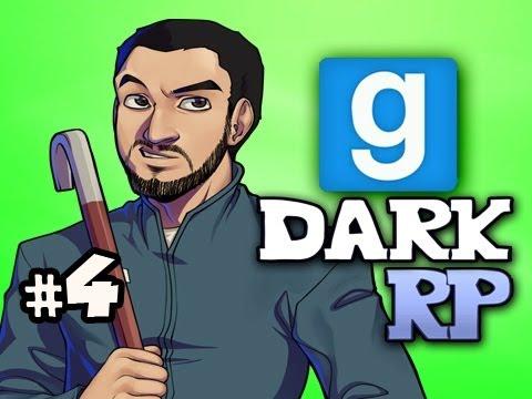 CRAB PEOPLE - Gmod Roleplay DARK RP w/Nova, Kevin & Immortal Ep.4