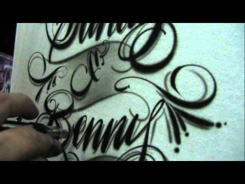 "Pure Image Design -  "" HOW TO APPLY CUSTOM SCROLL WORK"""