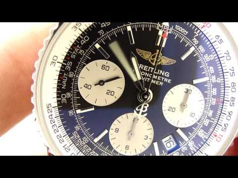 Authentic Breitling Navitimer Watch Review (a2332212)
