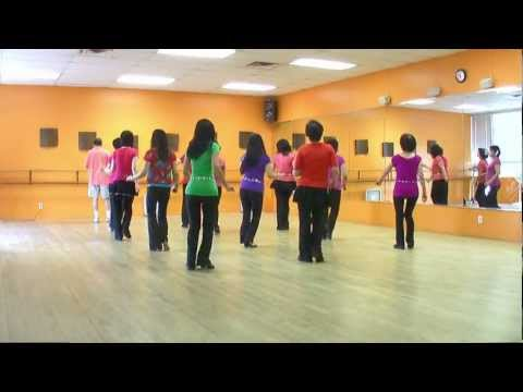 Sweet Heidi - Line Dance (dance & Teach In English & 中文) video