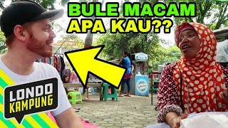 Download Lagu PRANK BULE GAK BISA BAHASA INGGRIS, DILEDEKIN IBU2 JUALAN Gratis STAFABAND