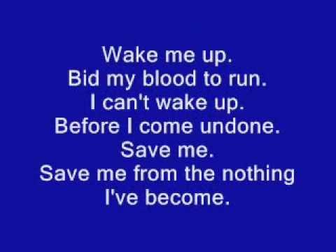 download lagu Bring Me To Life - Evanescence gratis