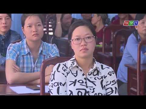 Phụ nữ Phong Điền tham gia bảo vệ môi trường