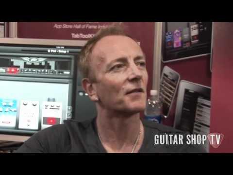Exclusive Interview: Def Leppard Guitarist Phil Collen