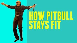 #FunFacts: How Pitbull Stays Fit