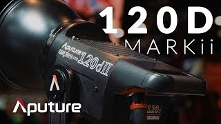 NEW Aputure Light Storm 120D Mark ii (First Look)