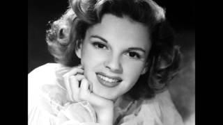 Watch Judy Garland You Made Me Love You video