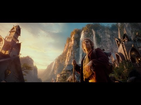 Trailer - The Hobbit: An Unexpected Journey - Official Trailer 2 [HD]