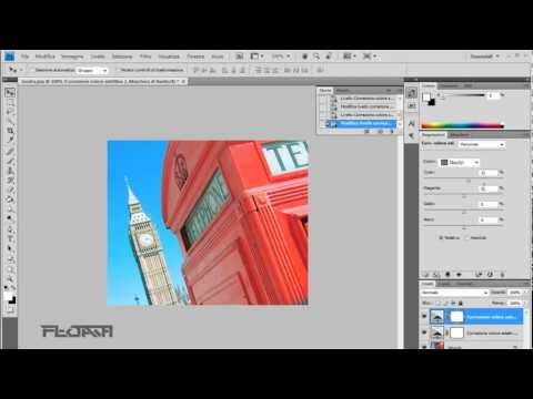 Floath &#8211; Colour Correction # 1 [Photoshop Tutorial]