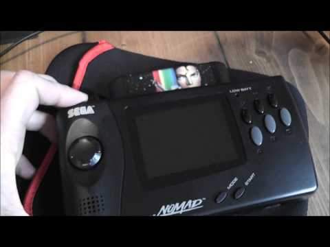 My SEGA Nomad Died! :( - Voltage Regulator Fix - How To Repair A Dead Console