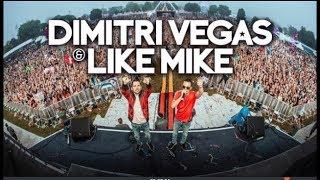 DIMITRI VEGAS & LIKE MIKE & TIMMY TRUMPET & VINI VICI - TORO STYLE (VIDEO HD HQ)