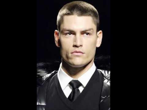 Tyson Ballou - Top Male Model - on the catwalk