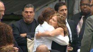 James Gandolfini Funeral: 'Sopranos' Star Tony Sirico Says 'We Lost Family'