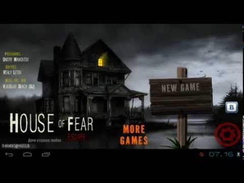House of fear(Walkthrough) - YouTube
