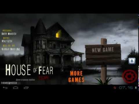 House of fear(Walkthrough) - YouTube