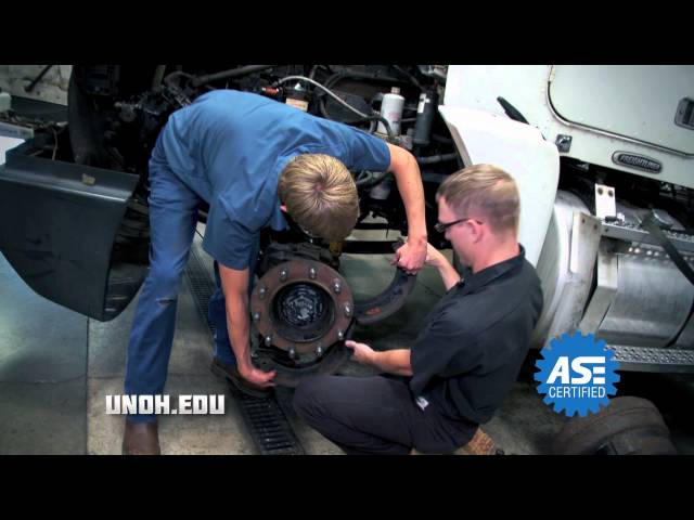 UNOH Diesel Technology Commercial