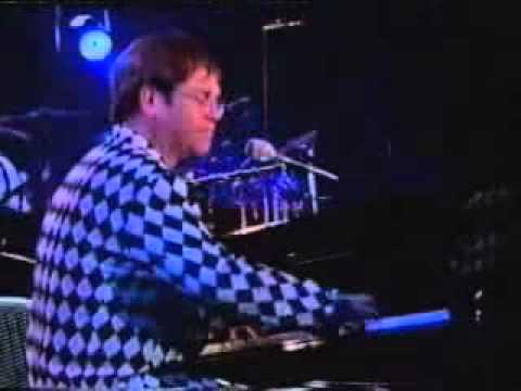 Elton John - 1995-11-15 - Rio - 12- Someone Saved My Life Tonight