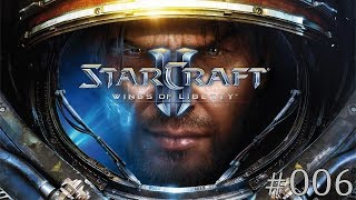 Starcraft II: Wings of Liberty #006 - Unter der Nase weggeklaut