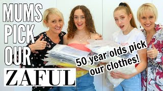 Twin Mums Pick Our ZAFUL HAUL! *do they have the same bad taste?*