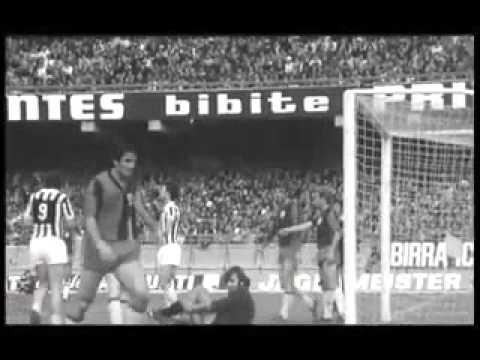 Cagliari - Juventus 1-1 - Campionato 1974-75 - 26a giornata