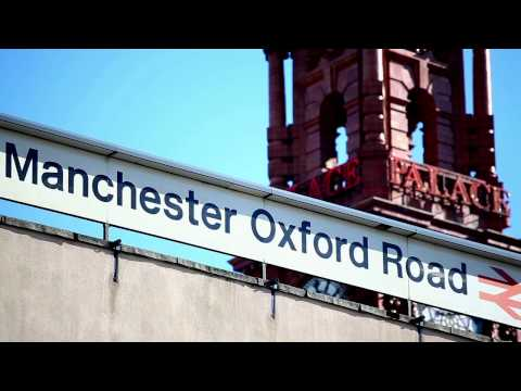 Manchester is Beautiful - Manchester City Centre Scenes / Facts