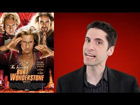 The Incredible Burt Wonderstone movie review