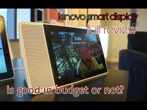 lenovo smart display lenovo gadgets good or bad full reviews