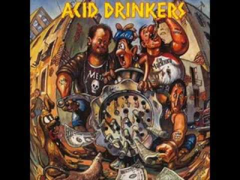 Acid Drinkers - Ziomas