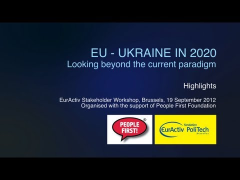 EU - Ukraine in 2020, Looking beyond the current paradigm