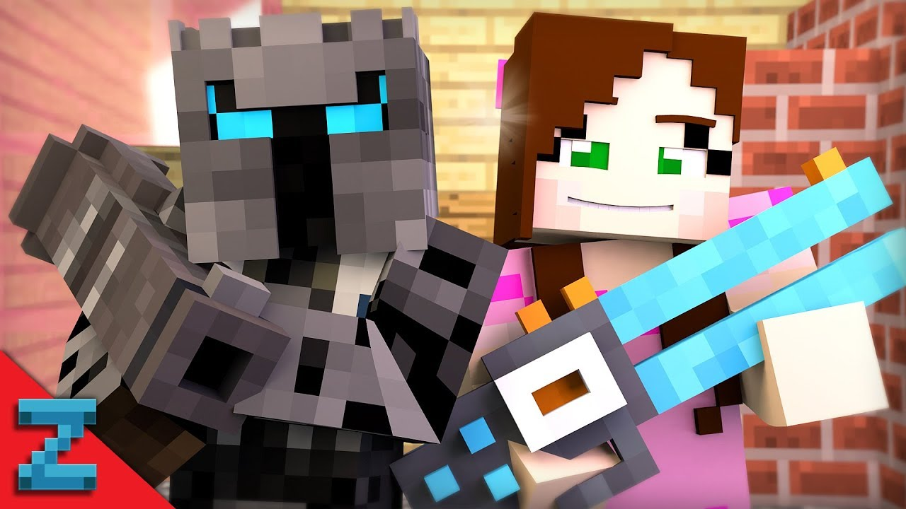 PopularMMOS BLOCK LAUNCHER MOD (Minecraft Animation)