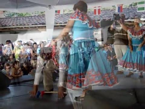 GOLPEROS DEL TOCUYO. TAMUNANGUE EN LA ESTANCIA I PARTE