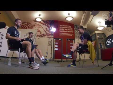 Warrior Q&A with Adam Lallana