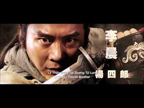 Saving General Yang_ Dương Gia Tướng _ Trailer_ MegaStar Cineplex