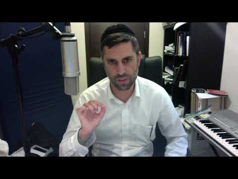 Ari Goldwag - Pinchas - Humble Leadership