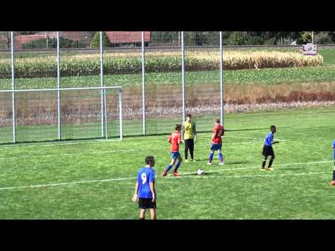 Leo Casagrande 22.08.2015 Meisterschaft FCS Jun-B gegen Sporting Club Schaffhausen Jun-B