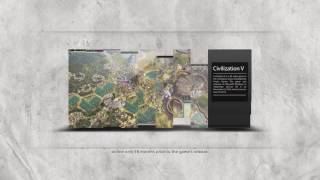Civilization 6 vs Civilization 5 vs Civ 4 vs Civ 3 vs Civ 2 vs Civ 1 / Gaming Graphics Evolution