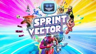 Sprint Vector Launch Trailer