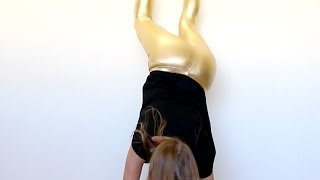 GOLD iPHONE TWERK! | iJustine
