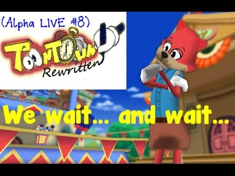 Toontown Rewritten (Alpha LIVE #8):