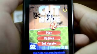 Samsung Galaxy Pocket GT-S5300 - Gaming Review