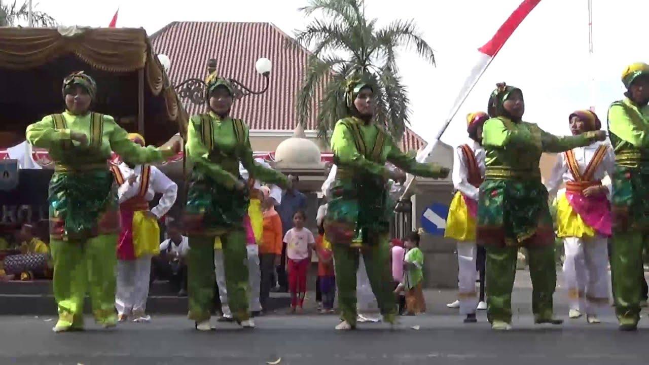 Muslim Modern Dance Lombok