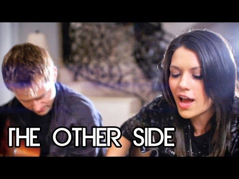 "Jason Derulo - ""The Other Side"" Music Video - Luke Conard & Alyssa Poppin Official Cover"