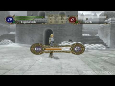 Fire Emblem Radiant Dawn: Greil Mercenaries Defeated by the Dawn Brigade