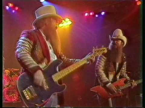 ZZ Top La Grange live 1982